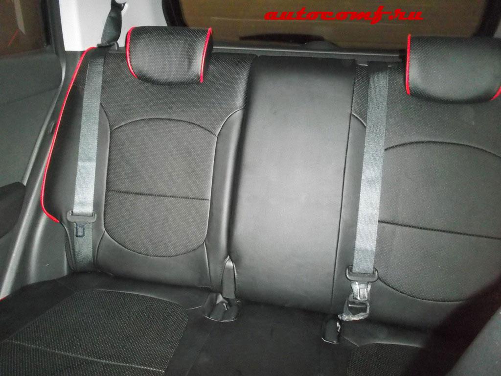 авточехлы на хендай крета в новосибирске