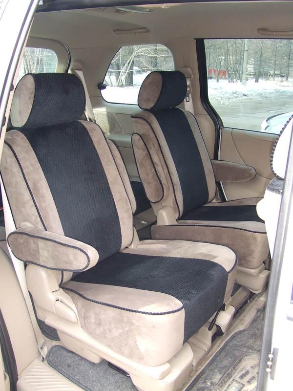 Авточехлы из экокожи – купить чехлы на сиденья автомобилей ...
