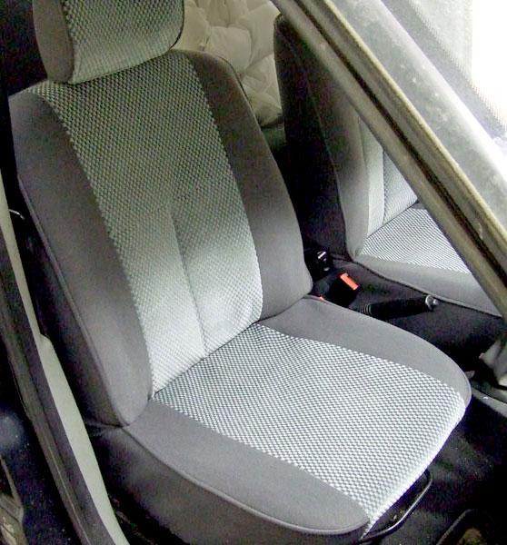 Чехлы Renault Logan (для Рено Логан) на сиденья
