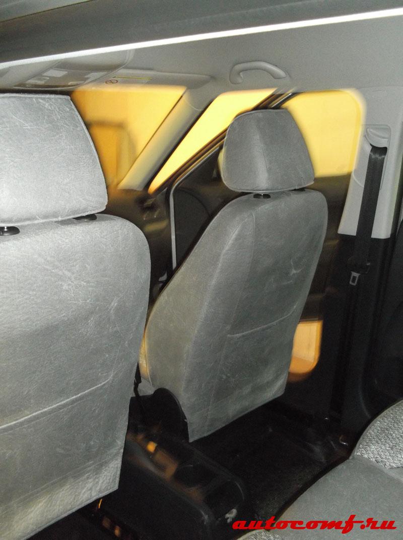 Отзывы про авточехлы из экокожи и ткани - АвтоАтелье