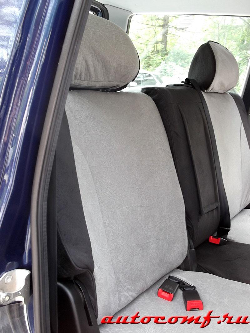 Сшить чехлы на сиденья автомобиля своими руками 286